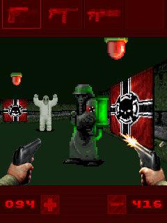 java игра Крепость 3D 2.0