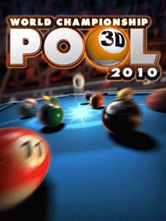 java игра Чемпионат Мира по Бильярду 2010