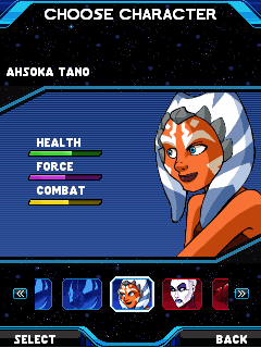 java игра Star Wars: Jedi Mind Tricks