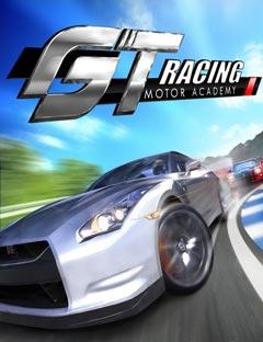 GT Racing Motor Academy java-игра
