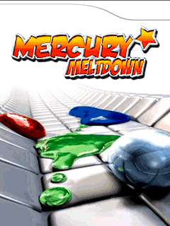 java игра Mercury Meltdown