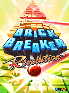 java игра Brick Breaker Revolution