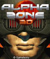 java игра Альфа Зона 3D