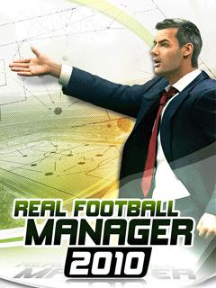 Футбольный Менеджер 2010 java-игра