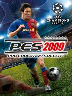 игра Pro Evolution Soccer 2009 mod 2010