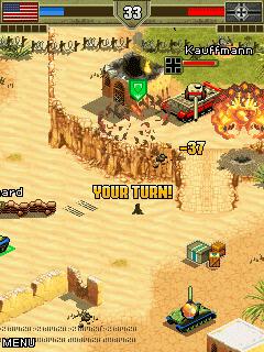 java игра Panzer General