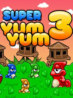 java игра Super Yum Yum 3