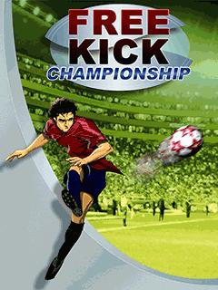 игра Free Kick Championship