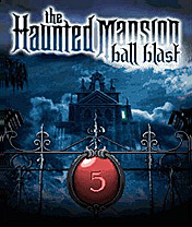 java игра Haunted Mansion Ball Blast