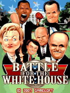 Битва за Белый Дом java-игра