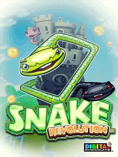 java игра Змейка. Революция