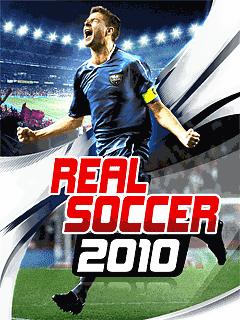 java игра Реальный Футбол 2010