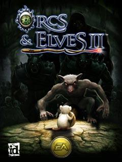Орки и Эльфы 2 java-игра