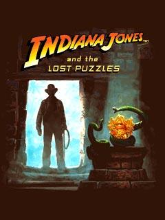 игра Индиана Джонс и Потерянные Паззлы