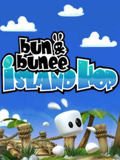 игра Бан и Банни: Прыжки по островам.