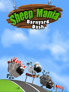 java игра Sheep Mania: Barnyard Dash