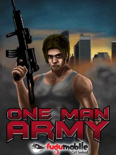 java игра Одиночный Армейский Солдат