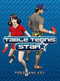 java игра Звезда Настольного Тенниса
