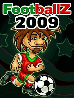 java игра Футбол 2009