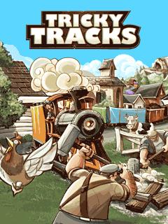 Tricky Tracks java-игра