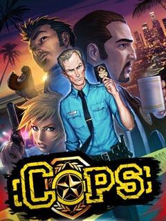 java игра Полиция Лос Анжелеса
