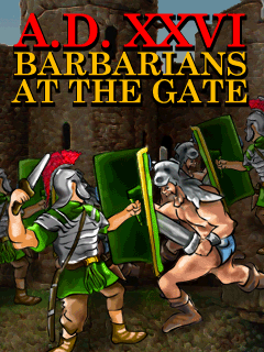 java игра A.D. XXVL Barbarians An The Gate