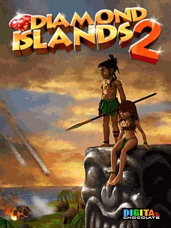 мобильная java игра Бриллиантовые Острова 2