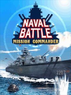 java игра Naval Battle: Mission Commander