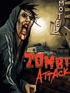 java игра Атака Зомби