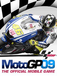 Moto GP 09 java-игра