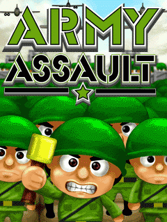 Атака Армии java-игра