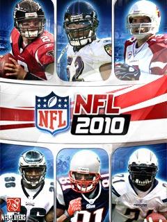 NFL 2010 java-игра