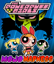 игра The Powerpuff Girls: Mojo Madness