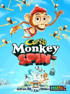 Crazy Monkey Spin java-игра