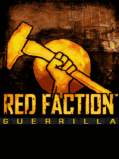 мобильная java игра Red Faction: Guerrilla