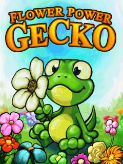 Flower Power Gecko java-игра