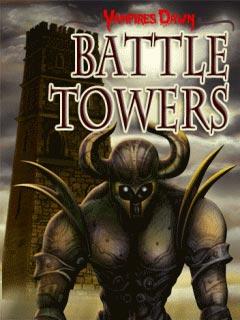 мобильная java игра Рассвет Вампиров: Сражение башен