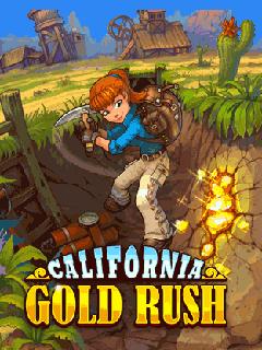java игра Золотая Лихорадка: Калифорния