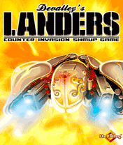 java игра Landers