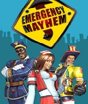 игра Emergency Mayhem