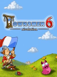 Горожане 6: Революция java-игра