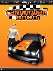 java игра Cannonball 8000