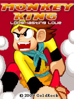 java игра Monkey King Long-Lasting Love