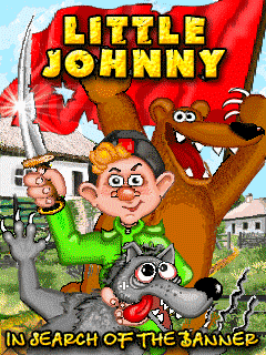 java игра Little Johnny in Search of the Banner