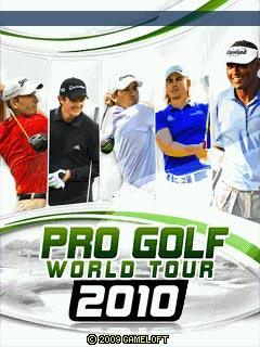 игра Профессиональный гольф 2010. Мировой Тур