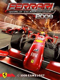 игра Феррари Чемпионат мира 2009