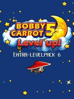 java игра Морковный Бобби 5. Уровень 6