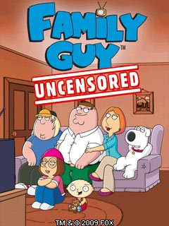 java игра Family Guy: Uncensored
