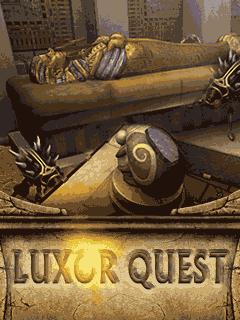 java игра Luxor Quest