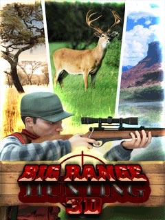 java игра Большая Охота на Полигоне 3D